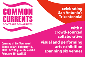 Common Currents: 300 Years - 300 Artists